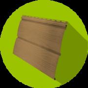 Сайдинг виниловый D4 (SLIM)