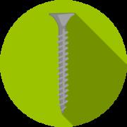 Саморезы гипрок-металл
