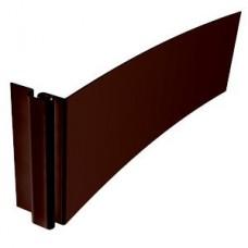 Откос 254 мм Docke шоколад