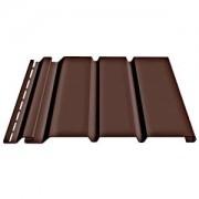 Соффит сплошной 3.05*0.305 Docke шоколад