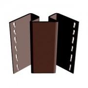 Угол внутренний 3.05 Docke шоколад