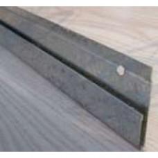Крепежный элемент для цокольной панели (L - 2,0 м.)