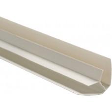 Внутренний угол для листовой панели ПВХ