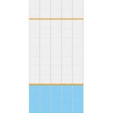 """Панель ПВХ UNIQUE """"Подводный мир"""" (фон; цена за 1 панель)"""