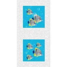 """Панель ПВХ """"Рыбки"""" (829)"""