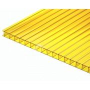 Лист СПК 4 мм. Желтый
