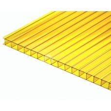 Лист СПК 8 мм. Желтый