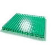 Лист СПК 4 мм. Зеленый