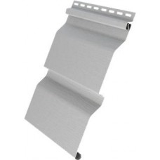Виниловый сайдинг Grand Line D4 (slim) Серый
