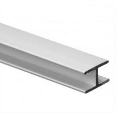 Планка соединительная алюминиевая матовая (4*600 мм)