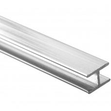 Планка соединительная алюминиевая хром (4*600 мм)