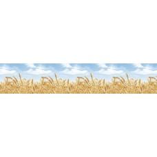 "Интерьерная панель ""Пшеница"" на основе АBS-пластика"