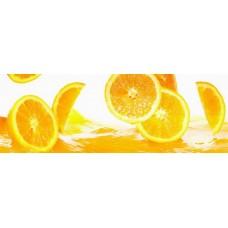 """Кухонный фартук ХДФ """"Сочный апельсин"""""""
