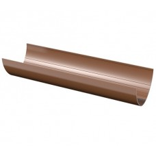 Желоб водосточный ТехноНИКОЛЬ 125/85 коричневый 3м