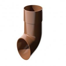 Слив трубы ТехноНИКОЛЬ 125/85 коричневый