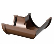 Угол желоба ТехноНИКОЛЬ 125/85 135° коричневый