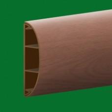 Наличник ПВХ. Орех лесной